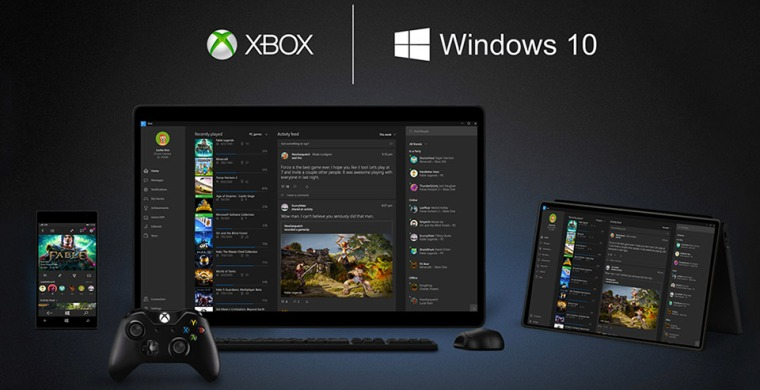 With Windows 10, Xbox is being introduced into an established ecosystem.