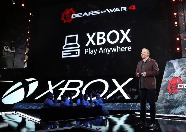 Xbox Play Anywhere allows you to carry your games across console and PC.